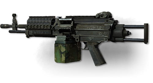 MW3 MK46 By FPSRussia123