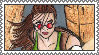 Tomb Raider IV Stamp by Forty-Fathoms