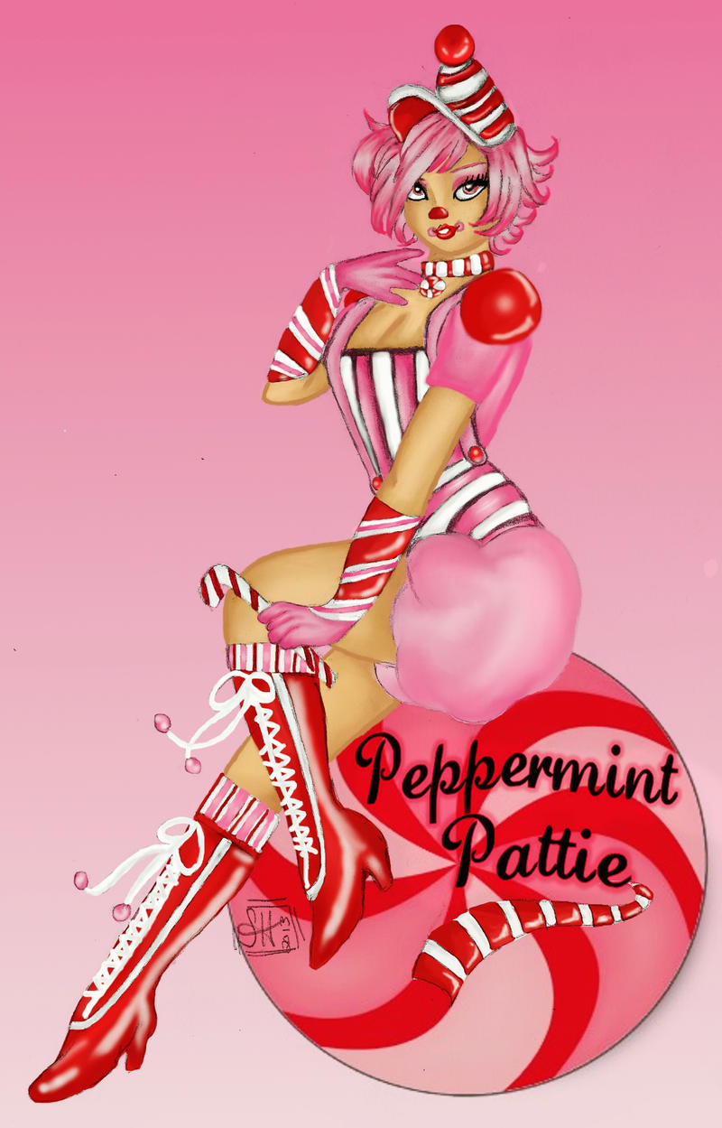 Peppermint Pattie by Forty-Fathoms on DeviantArt
