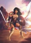 Wonder Woman - Warrior of Peace