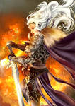 Visenya Targaryen the Strong by Forty-Fathoms