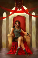 The Queen of Gaming - 20 Years of Tomb Raider by Forty-Fathoms