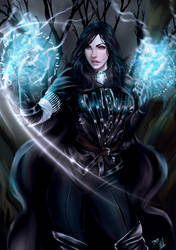 Yennefer of Vengerberg