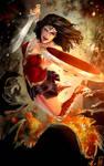 I Have Killed Gods - Wonder Woman