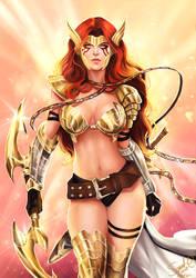 Angela - Asgard's Assassin
