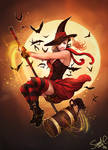 Witchy Harley Quinn