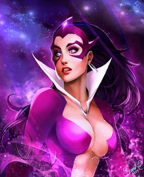 Star Sapphire by Forty-Fathoms