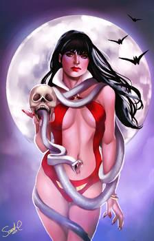 Vampirella - 50 Years of Vampirella