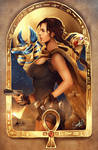 Tomb Raider IV - Revelations and Gods by Forty-Fathoms