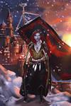 Alexis of Ravencrest (Cloak Version)