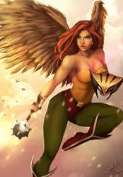 Hawkgirl - Shayera Hol