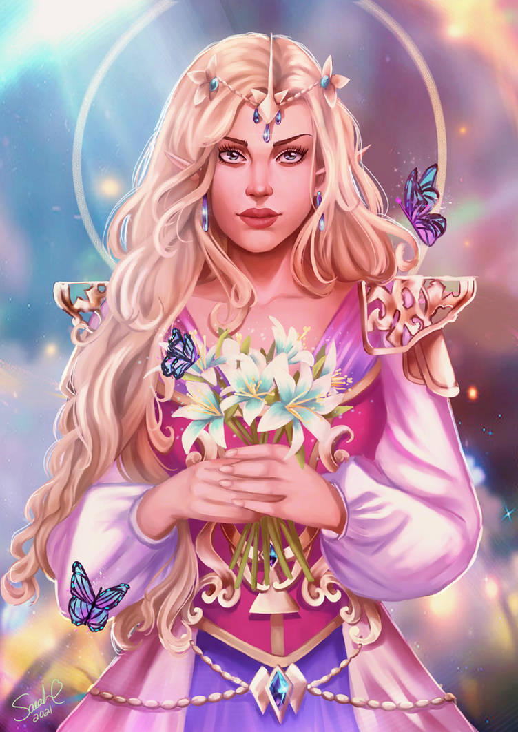 Zelda - The Silent Princess