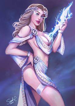 Zeus - Queen of the Gods