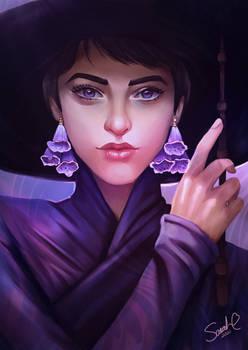 Foxglove Witch