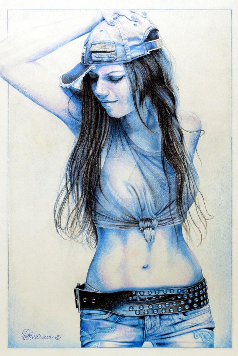 RNB Girl by Begemoth