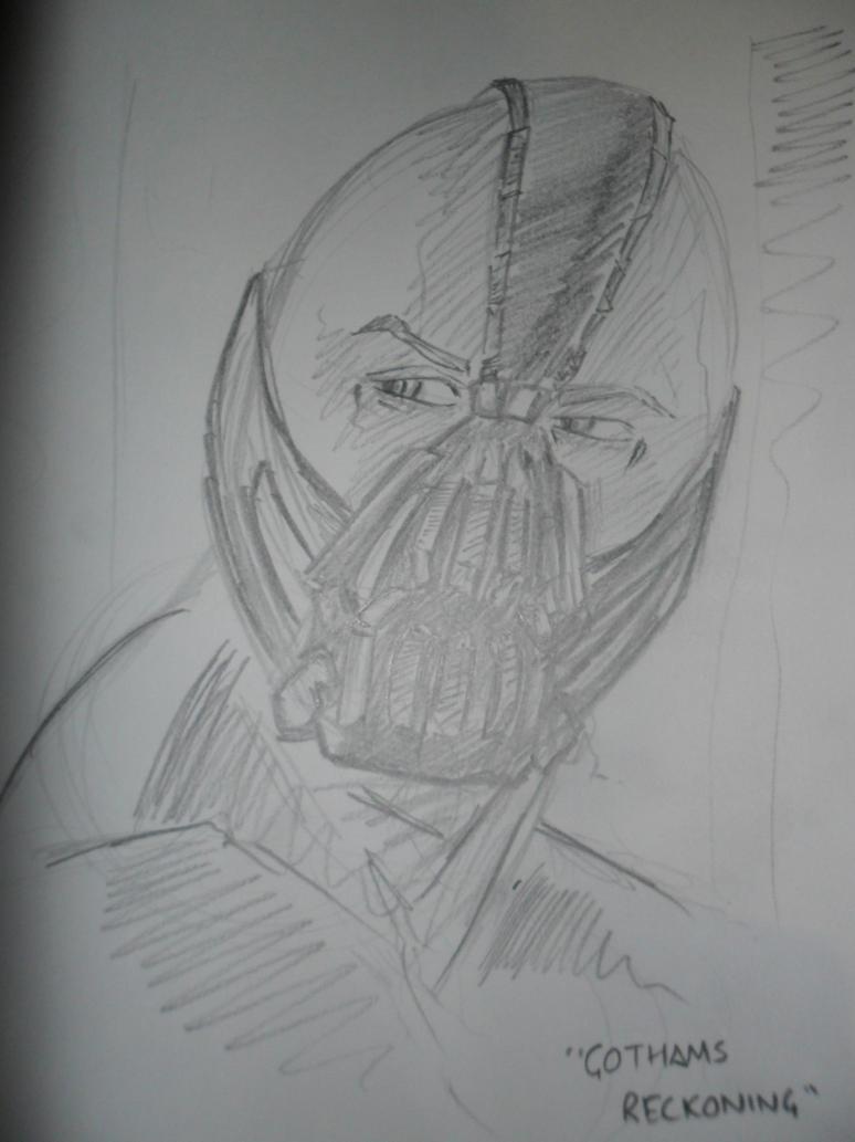 Bane again. by Ollivieri-art