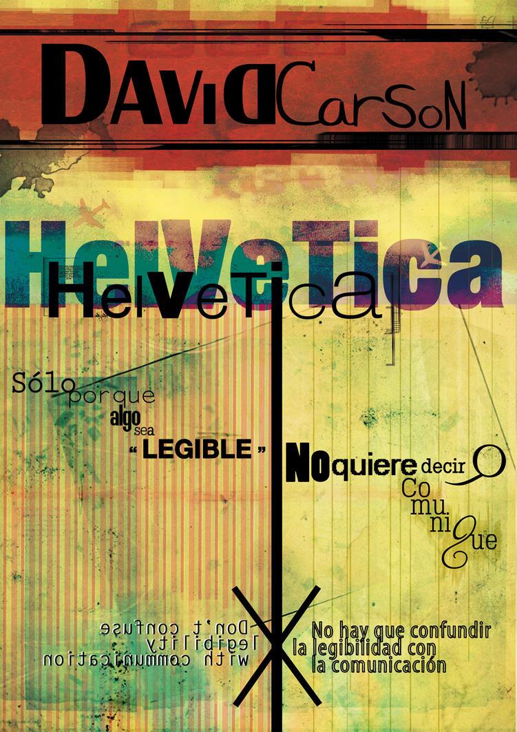 helvetica. by Lunati-que