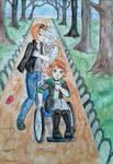 Walk in the park by SarayuHolmes