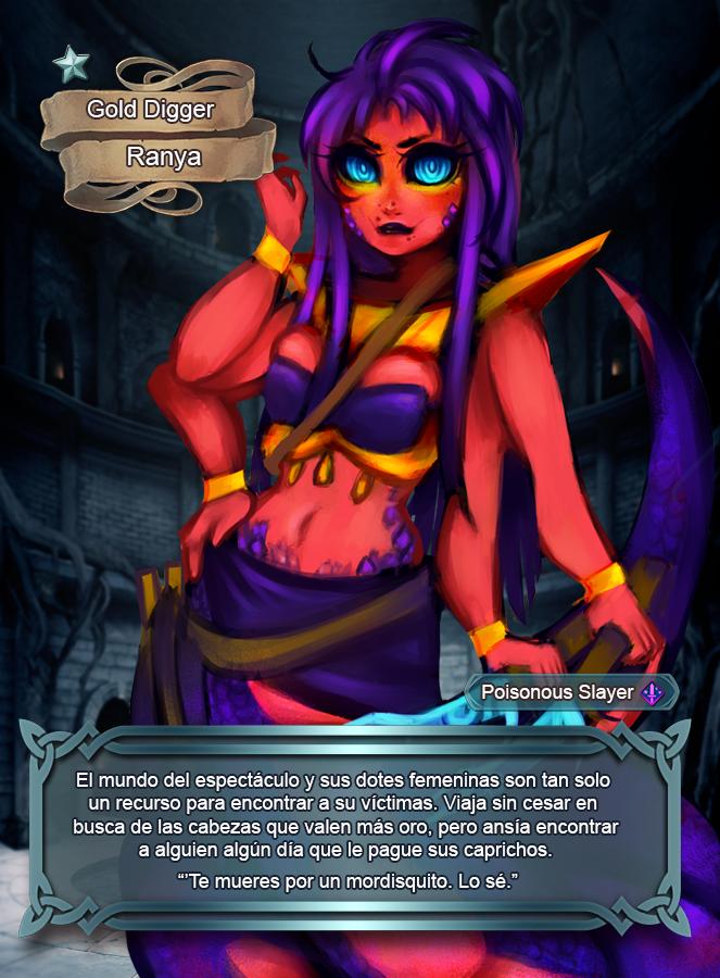 SE - Poisonous Slayer Ranya