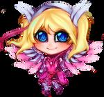 Pink Chibi Mercy