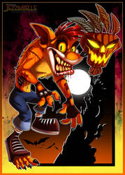 N.Sane Halloween by JezzKitty