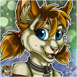Icon - Rumple-Chan by JezzKitty