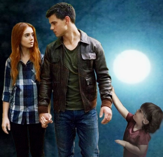 jacob and nessie - photo #17