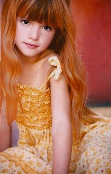 Bella Thorne as Nessie Cullen by flower94