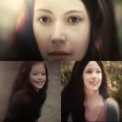 Spoiler : the REAL Renesmee in Breaking Dawn by flower94