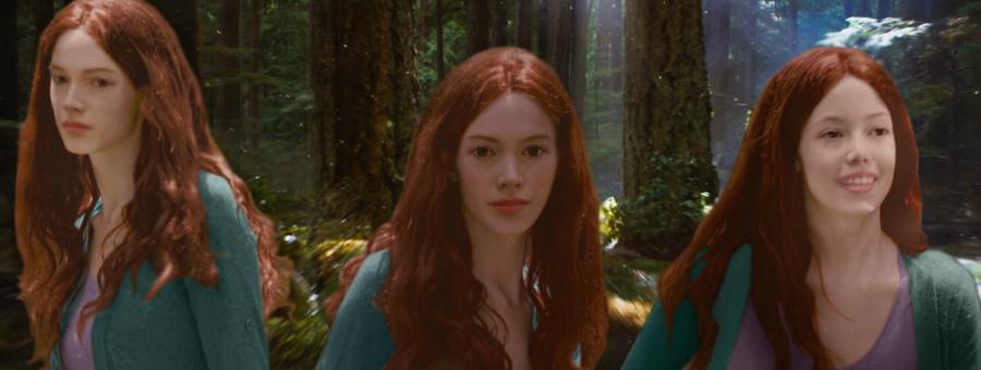Breaking Dawn Part 2 Renesmee