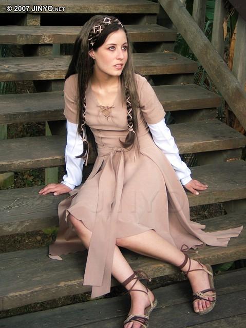 Village Princess by scruffyrebel