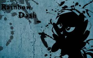 Dash Splatter Wallpaper by Glitcher007
