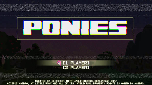 Insert Coin to Pony
