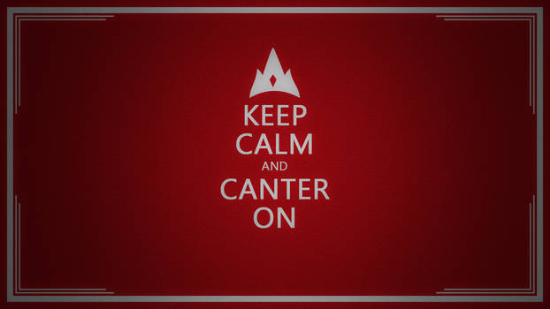 Canter On