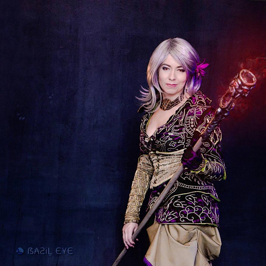 Lady Sheo using Wabbajack