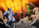 Darkseid vs Ambush Bug