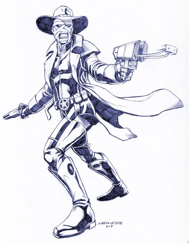 Cowboy Kate by 66lightning