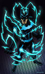 Electrosuit Batman