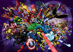 50 For 50 Avengers and X-Men