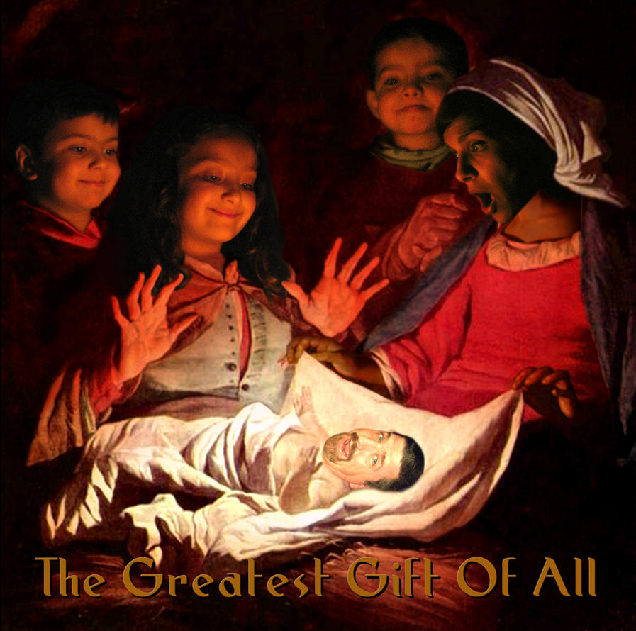The Greatest Gift of Al(l) by 66lightning