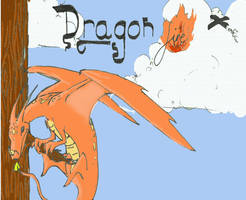 Dragon fire,