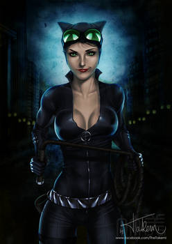 Gotham Sirens - Catwoman