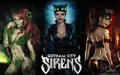 Gotham Sirens - Trio