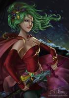 Terra - Final Fantasy 6 by TheTakemi