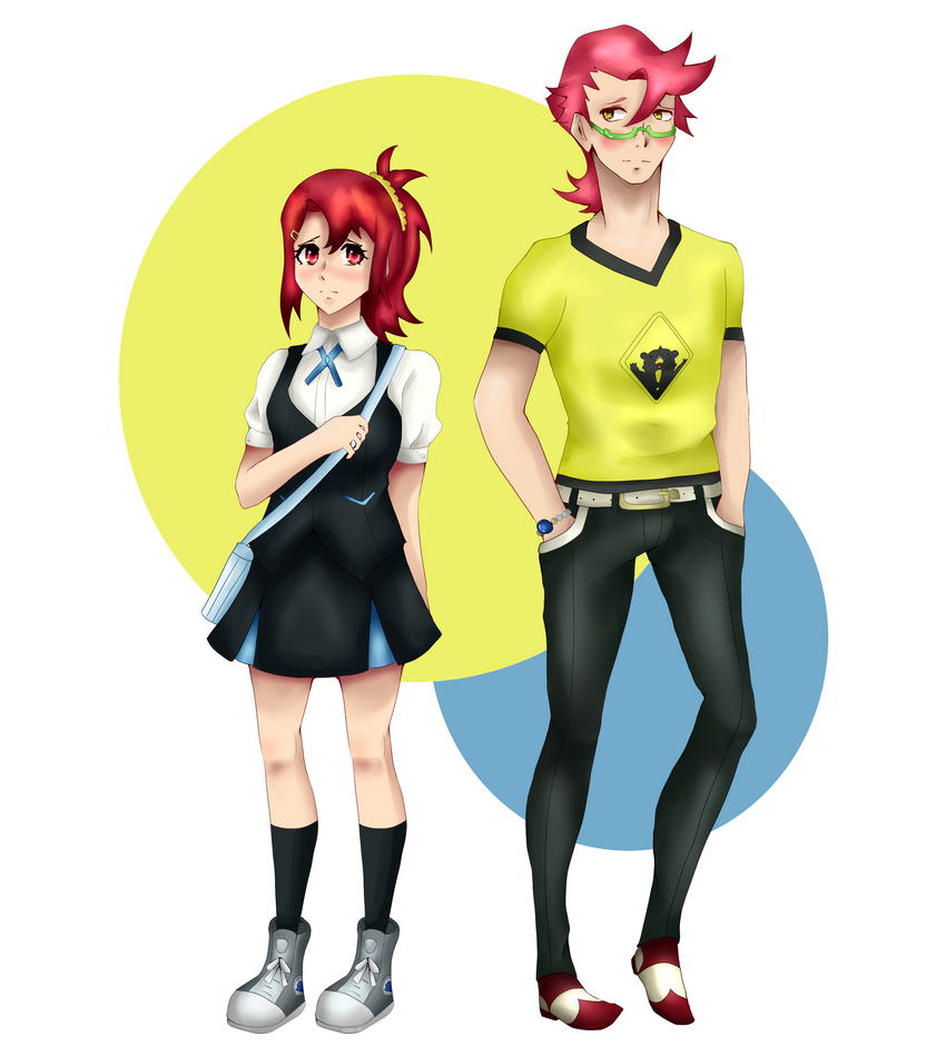 First date [Kiznaiver] by Sofy-14