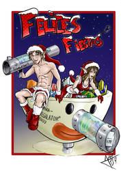 Felices Fiestas XD old