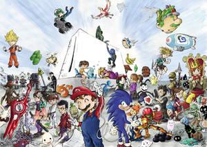 Happy  6th  Wii Birthday