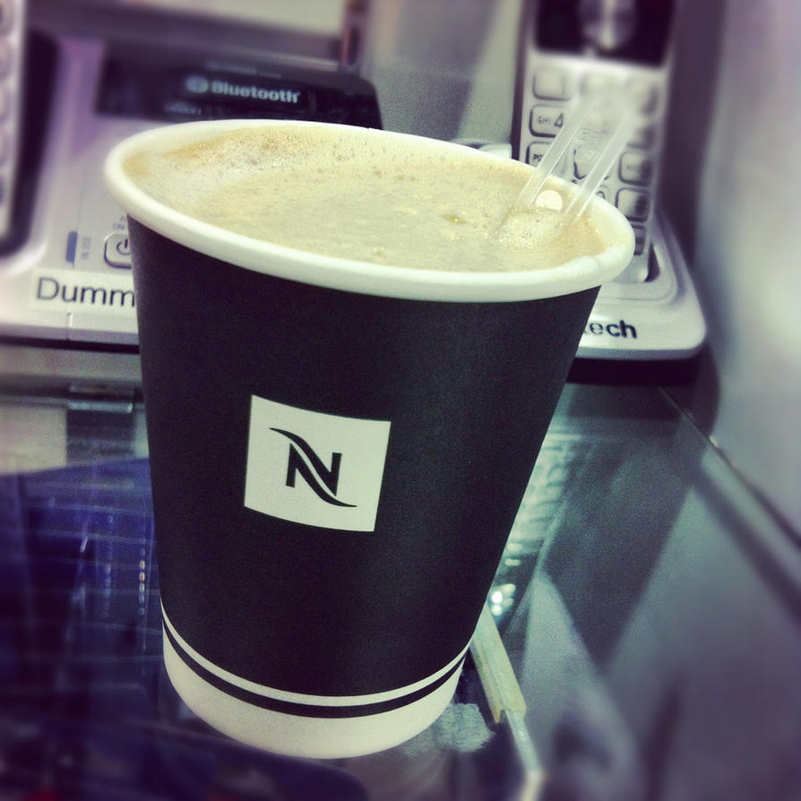 stock nespresso coffee 1 by beeto456 on deviantart