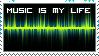 Music is my life by zeddy88