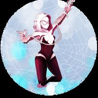 SpiderGwen by xxNami-Raixx